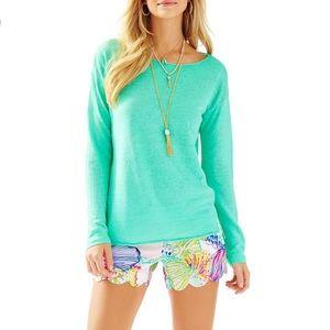 Lilly Pulitzer Alana Boatneck Sweater